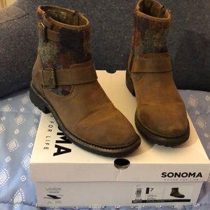 Brown Sonoma Cecelia Boots